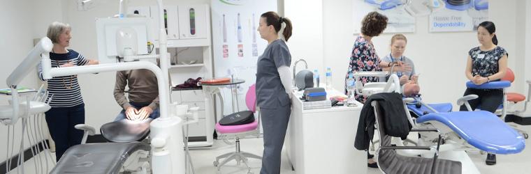Ergonomics & Wellness in Dentistry