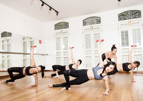 Tone Your Everything With WeBarre
