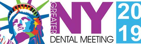 Greater New York Dental Meeting 2019